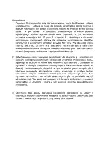 Rezolucja  Rewitalizacja Planowanie Wielkopowierzchniowe 2