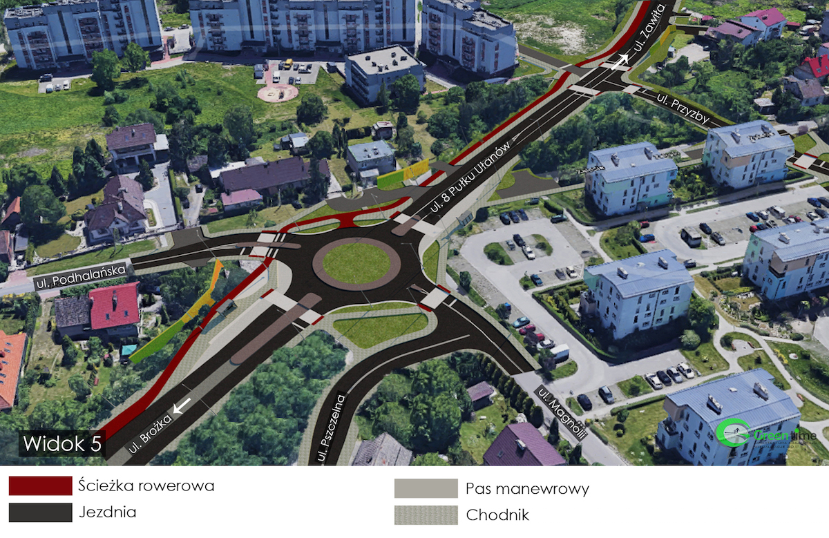 Boguslaw Kosmider Nowa Ulica 8 Pulku Ulanow